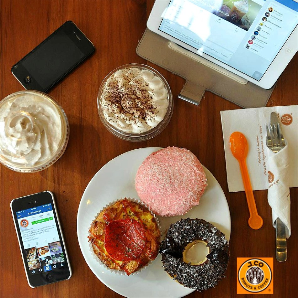 J.CO Donuts & Coffee Semarang